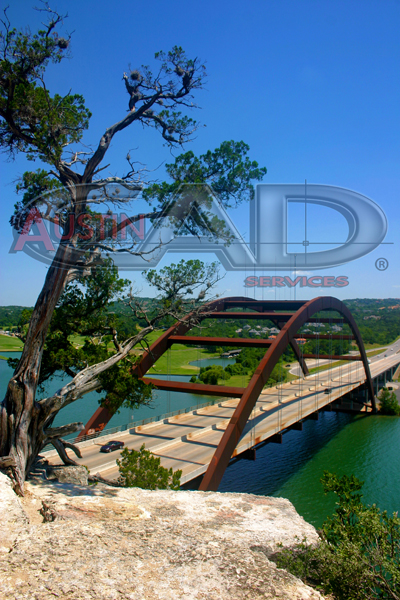 360 Bridge Austin, TX Photographer Jared Pragel