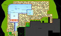 CAD Custom Pool Layouts & Designs